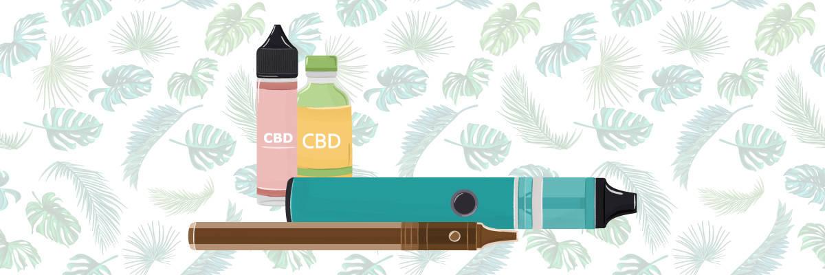 CBD Liquid für e-Zigaretten