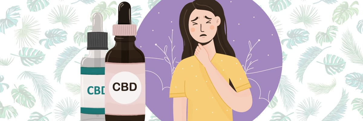 CBD Öl gegen Schmerzen